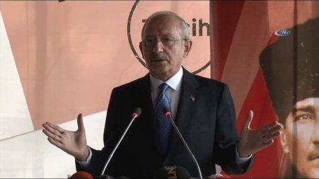 Kılıçdaroğlu: Hollanda'yla ilişkilerin tamamını akıya alın