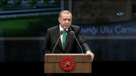 Erdoğan: Biz Hollanda'yı ve Hollandalıları Srebrenitsa'dan tanırız