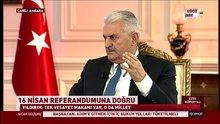 Binali Yıldırım: Türkiye'de eyalet tartışmalarını açmak akla ziyandır