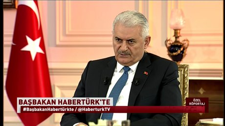Başbakan Binali Yıldırım, ortak yayında soruları yanıtladı