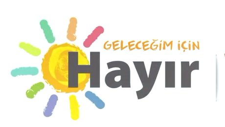 CHP'nin referandum şarkısı