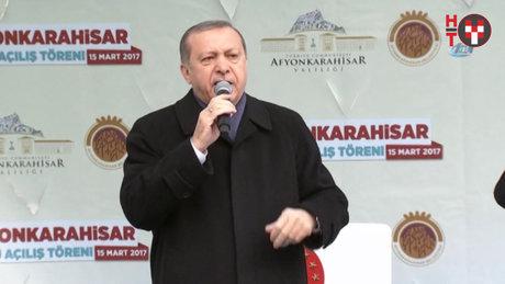Erdoğan'dan Hollanda gazetelerine sert tepki