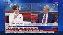 Deniz Baykal Habertürk TV'de - 1.Kısım