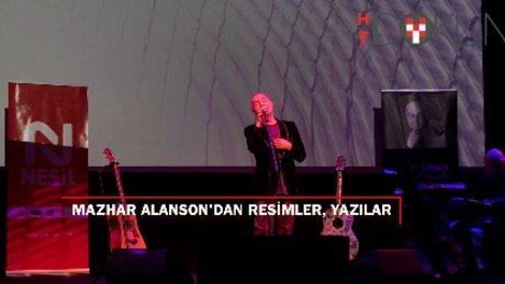 """Mazhar Alanson: """"Keşke Eurovision konseri öncesi provaya çıksaydık"""""""