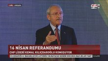 Kılıçdaroğlu: Her kuruşun hesabını vatandaşa verdik