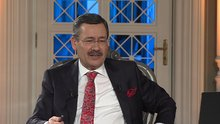 Melih Gökçek Habertürk TV'de soruları yanıtladı