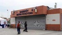 Bakırköy Metro İstasyonu Nevruz önlemleri çerçevesinde kapatıldı