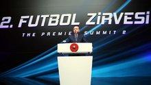 Cumhurbaşkanı Erdoğan, Futbol Zirvesi'nde konuştu