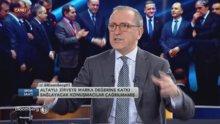 """""""Türk futbolunu yerle bir eden kim varsa hepsi orada konuşmuş"""""""