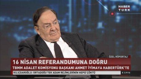 Ahmet İyimaya: Referandumdan yüzde 58 Evet çıkar