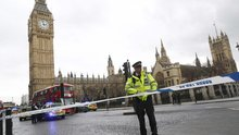 İngiltere Parlamentosu önünde silahlı saldırı! Yaralılar var