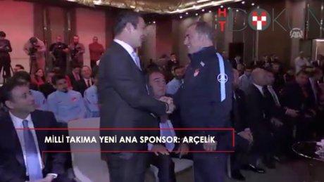 TFF'ye yeni ana sponsor: Arçelik