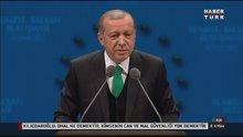 Erdoğan: Diyelim ki cumhurbaşkanı yoldan çıktı, millet yakasına yapışır