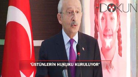 """Kılıçdaroğlu: """"550 kişiye mi güveneceğiz bir kişiye mi?"""""""