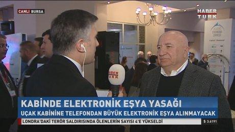 Sani Şener Habertürk TV'ye konuştu