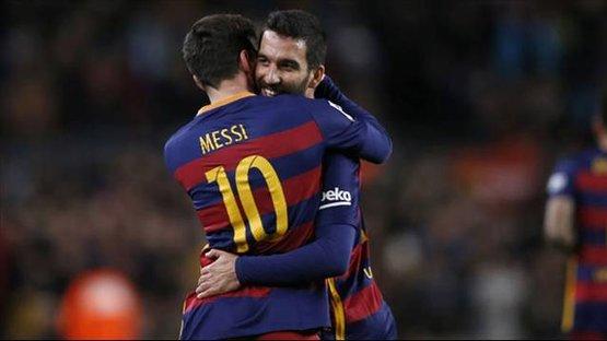 Messi, Arda'yı istemiyor