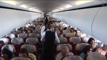 Uçuşlarda elektronik cihaz kısıtlaması