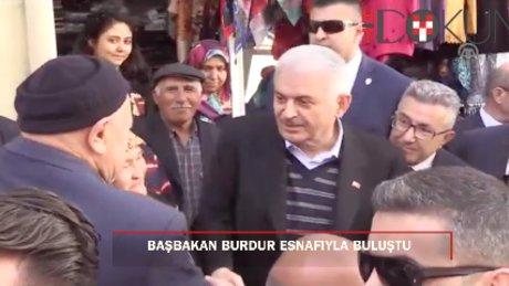 """Başbakan Yıldırım: """"Yeni Anayasa'da milletten başka kimsenin sözü geçmeyecek"""""""