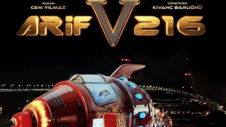 """Cem Yılmaz'ın yeni filmi """"Arif V 216""""nın kamera arkası görüntüleri"""