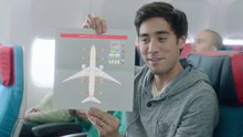 İnternet fenomeni Zach King THY reklamında