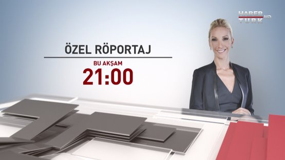 Bu Akşam Saat 21:00'de Habertürk TV'de.