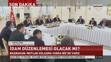 Başbakan Binali Yıldırım medya temsilcileriyle bir araya geldi
