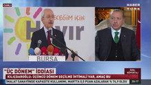 Cumhurbaşkanı Erdoğan ortak yayında konuşuyor