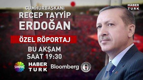 Cumhurbaşkanı Erdoğan ortak yayınında soruları yanıtlayacak