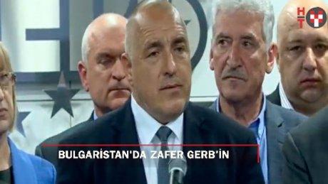 Bulgaristan'da kazanan GERB