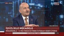 Bakan Müezzinoğlu yeni kıdem tazminatı açıklaması