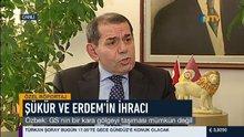 Dursun Özbek'ten Hakan Şükür ve Arif Erdem açıklaması!