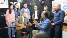 Mustafa Balbay 'Hayır'  türküsü söyledi