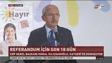 Kılıçdaroğlu: Elini vicdanına koy öyle karar var