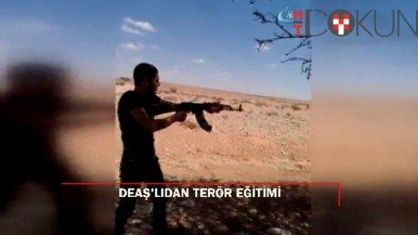 DEAŞ'lı terörist Avrupalılara böyle eğitim verdi