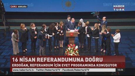 Cumhurbaşkanı Erdoğan, o kararnameyi imzaladı