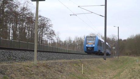 İşte geleceğin treni!