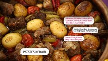 50 saniyede Patates Kebabı