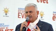 Başbakan: Sen niye karşı çıkıyorsun CHP