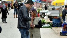 Antalya'da bir kadın hırsızdan korkup yanına aldığı parayı kaptırdı