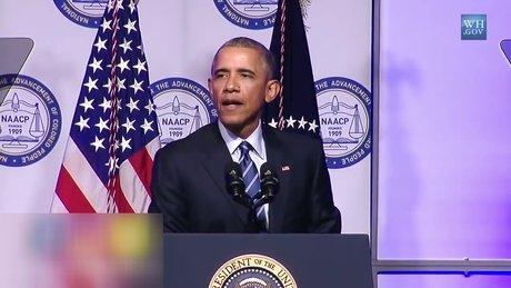 """Barack Obama'dan """"Ed Sheeran - Shape Of You"""" şarkısı"""