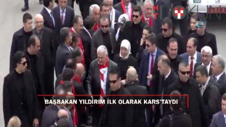 """Başbakan Yıldırım: """"Avrupa FETÖ'yü PKK'yı sevdiği için mi..."""""""