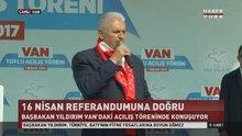 """Başbakan'da Kürtçe """"Evet"""" dedi"""