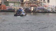 İstanbul'da denizden erkek cesedi çıktı