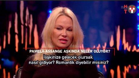 Pamela Anderson'dan Assange itirafı