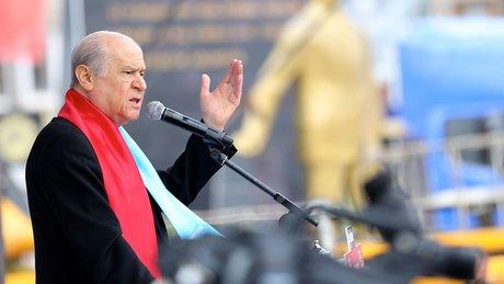 Devlet Bahçeli Sakarya Demokrasi Meydan'ında konuştu