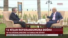 Bakan Elvan: Yakında Avrupa'da da başkanlık konuşulacak