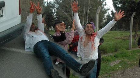 Adana'da pompalı tüfekli sarhoşlar korku saçtı