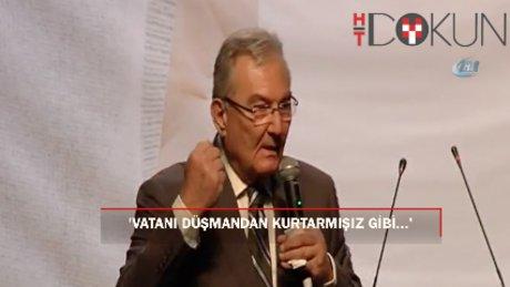 """CHP Antalya Milletvekili Deniz Baykal: """"16 Nisan'da Hayır çıkarsa..."""""""