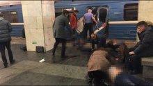 Rusya'da metroda patlama! Olay yerinden ilk görüntüler