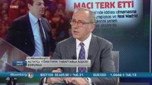 Fatih Altaylı: Galatasaray yönetimi Ergin Ataman için dandik bir açıklama yaptı